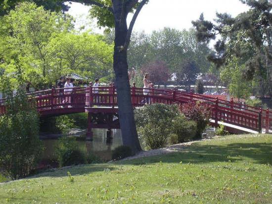 Parques De Par S Le Jardin D 39 Acclimatation