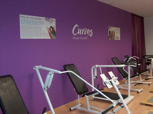 Curves un gimnasio espec fico para mujeres for Gimnasio 30 minutos
