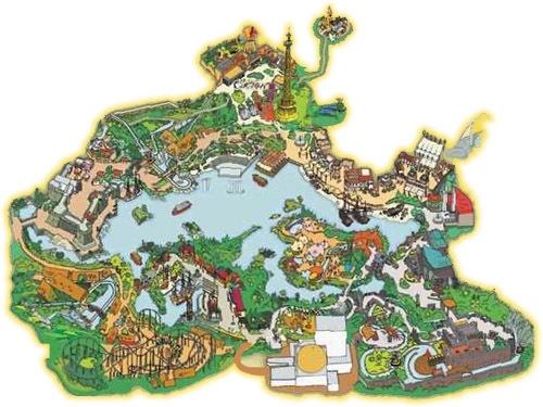 Isla m gica el parque tem tico de sevilla - Isla magica ofertas 2017 ...