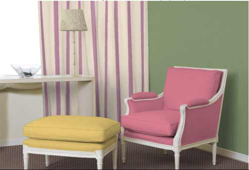 Maison decor muebles telas y papel pintado en sevilla - Papeles pintados la maison ...