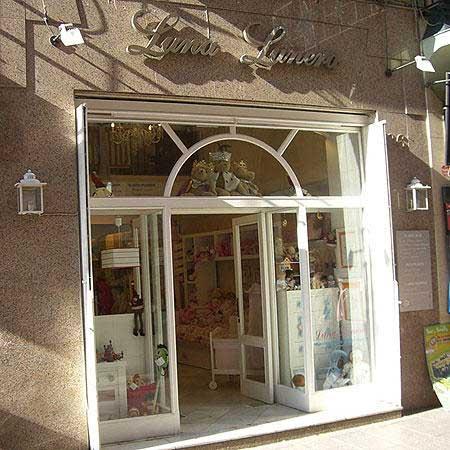 Luna lunera ambientes infantiles en sevilla for Muebles sarria sevilla catalogo