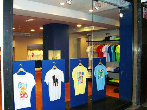 Tees la nueva tienda de camisetas personalizadas en sevilla - Tiendas decoracion en sevilla ...