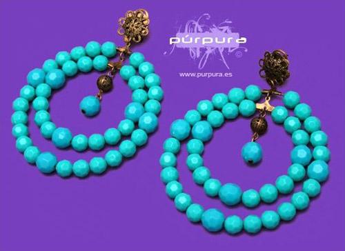 Se llama Púrpura y venden tanto en su showroom y tienda física como por internet a través de su página web.