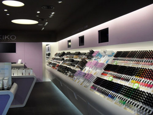 Kiko Cosmetics Llega Al Centro De Sevilla