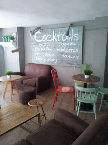 Decoracion estilo vintage negocios - Mobiliario vintage sevilla ...
