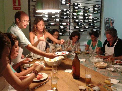 Panepanna talleres pr cticos de cocina en sevilla - Curso cocina sevilla ...