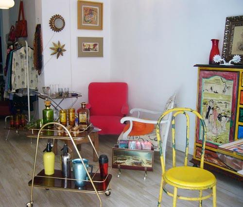 C42 retro design muebles ropa y decoraci n vintage en - Muebles vintage sevilla ...