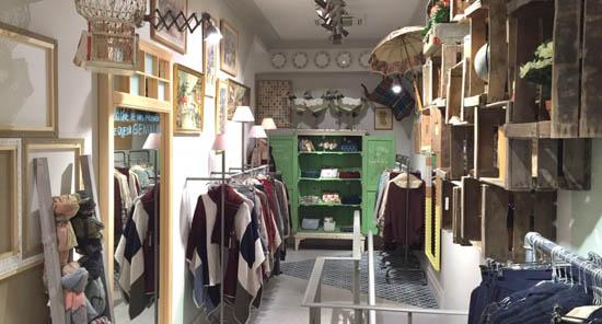 Naelle una tienda de moda femenina coqueta y asequible en - Ropa vintage sevilla ...