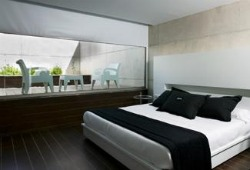 Motel shhh el alojamiento m s discreto y moderno de for Motel con piscina privada