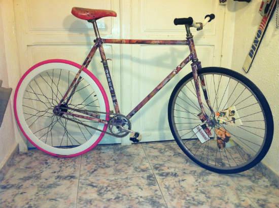 La bicicleter a restaurando bicicletas en valencia for Bicicletas antiguas nuevas