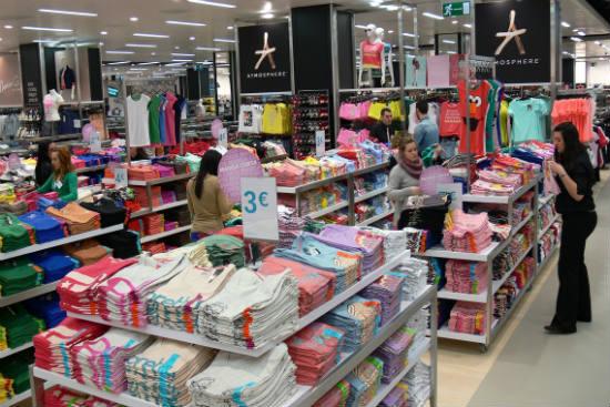 Las cinco tiendas de moda m s baratas de valencia y no es - Primark ropa de cama ...