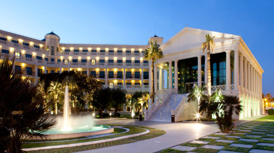 hotel mas balneario: