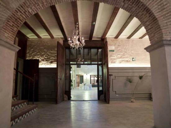 5 lugares nicos para casarse en valencia for Sitios donde casarse en barcelona