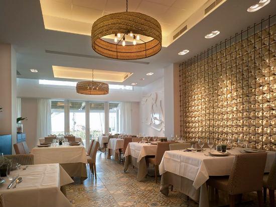 Hotel y restaurante balandret en la malvarrosa lujo y - Decoracion en valencia ...
