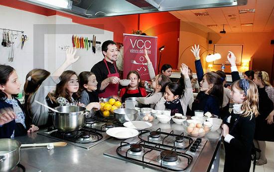 5 sitios donde recibir cursos de cocina en valencia