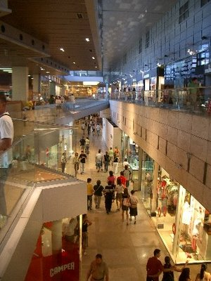 L illa diagonal el centro comercial de la zona alta - Centre comercial la illa ...