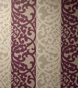 Papeles pintados de nina campbell en gast n y daniela - Papeles pintados sevilla ...