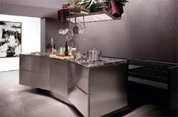 Xavier Cruz, diseño italiano de cocinas en Barcelona   DolceCity.com