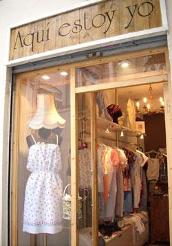 Aqu estoy yo ropa customizada y vintage en barcelona - Ropa vintage sevilla ...