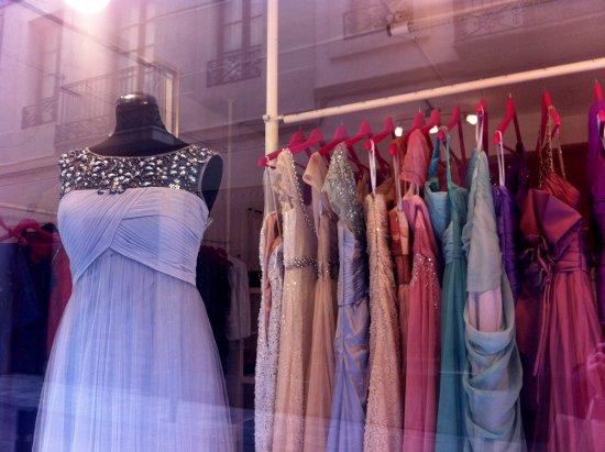 Tiendas de ropa de vestidos de noche