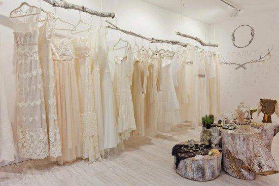 Tiendas vestidos de boda en barcelona