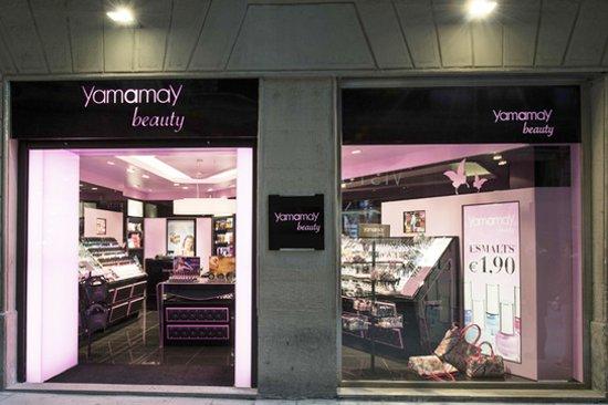 Yamamay beauty maquillaje y belleza low cost en el centro - Nombres de centros de belleza ...