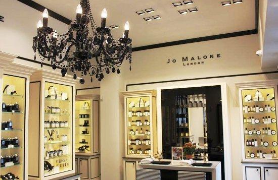 Jo malone lleva su exclusiva perfumer a a una nueva tienda - Fragancias de sevilla ...