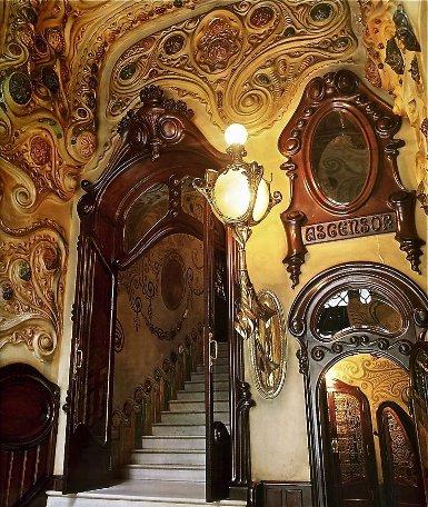 Los 5 edificios modernistas m s bonitos de barcelona Art nouveau arquitectura