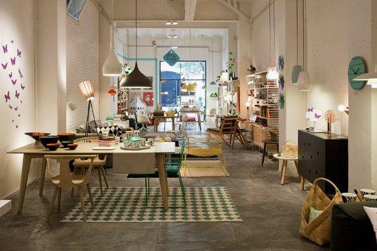 Las 5 mejores tiendas de muebles de dise o en barcelona - Muebles vintage en barcelona ...