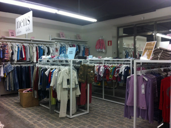 ropa Barcelona outlet