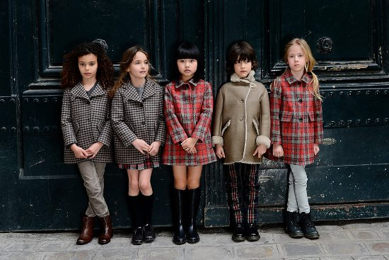 moda infantil en barcelona