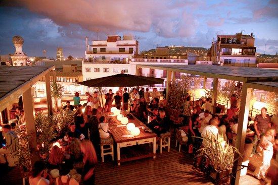 HOTEL PULITZER Barcelona inaugura su terraza de verano con música en ...