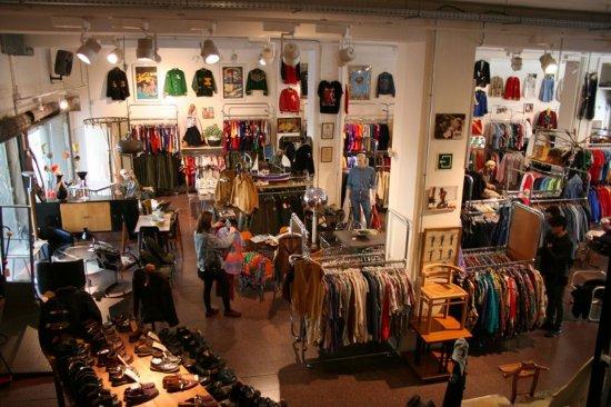 Top 5 con las mejores tiendas de moda vintage de barcelona for Decoracion vintage valencia