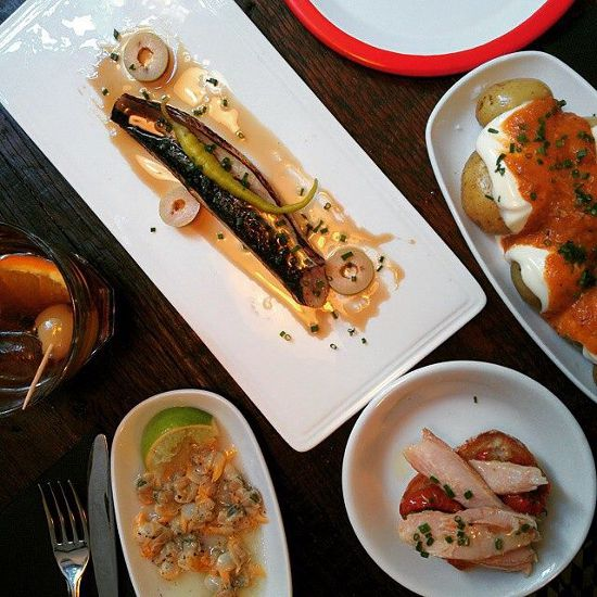 Restaurante CASA LOLEA: Buenas tapas a precio ajustados en Barcelona |  DolceCity.com