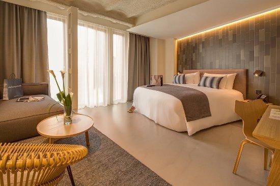 Hotel ohla eixample nuevo hotel boutique de lujo en el for Hoteles barcelona habitaciones cuadruples