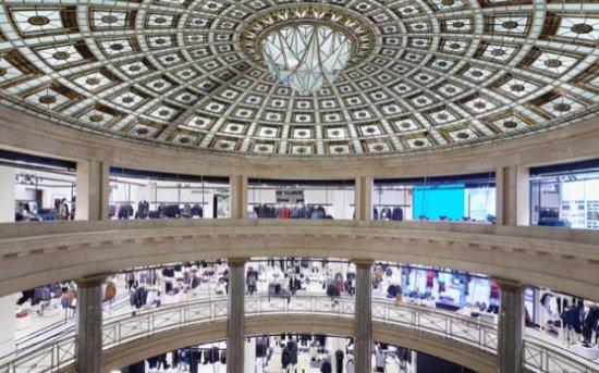 Como me ocurrió con la nueva tienda de Massimo Dutti en el Paseo de Gracia f4af6332b5f