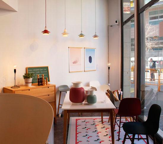 codeco: muebles de diseño minimalista y decoración en barcelona