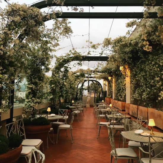 Top 10 de terrazas de hotel para celebrar la - Terrazas hoteles barcelona ...