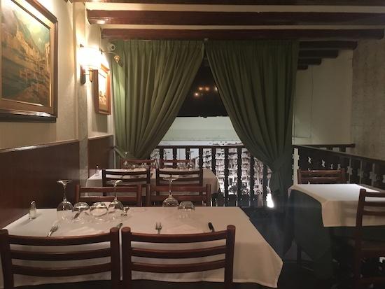 Restaurante can miserias cocina tradicional catalana en - Restaurante cocina catalana barcelona ...