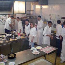 escuela de cocina bilbao laratz el arte de elaborar