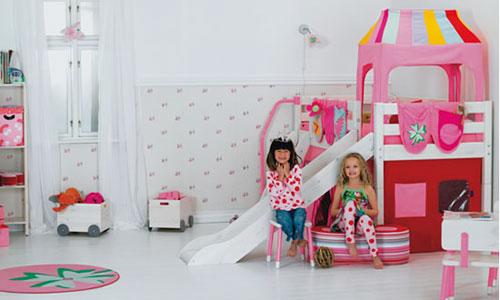 Flexa habitaciones que crecen con los ni os - Cama para nino de 2 anos ...