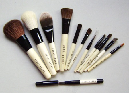 brochas para maquillaje marcas