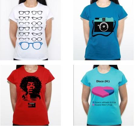 Diseña tus propias camisetas con Camiseta i Media en Bilbao ... eb608f8337c55