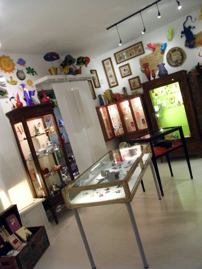 26d6e7c7ab4d Platinela  bisutería de diseño en su nueva tienda de Bilbao ...