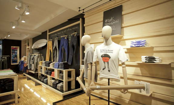 En los probadores de un cc shopping and flashing - 2 part 3