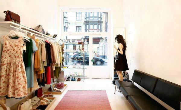 Bombasi moda mobiliario y detalles vintage en su coqueta tienda de bilbao - Tiendas de decoracion vintage ...