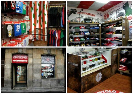 77196845387c4 En su tienda de la Plaza Santiago la marca de camisetas ofrece los diseños  más divertidos de la mano de tres jóvenes gallegos que crearon lanzaron su  ...