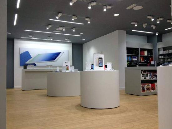 K tuin el templo del mac abre nueva tienda en bilbao for El shopping del mueble catalogo