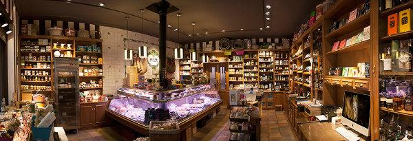 Las 5 mejores tiendas delicatessen para estas navidades en - Mercadillo muebles madrid ...