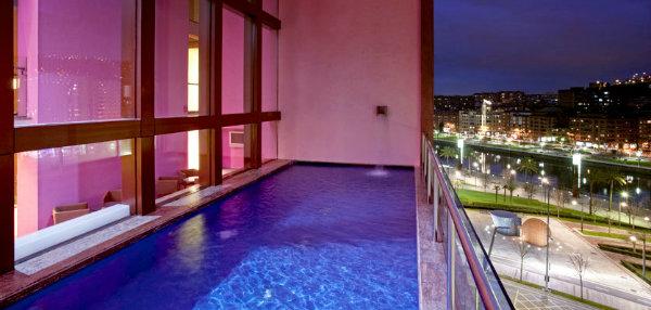 Los 5 mejores hoteles de bilbao - Restaurante hotel domine bilbao ...